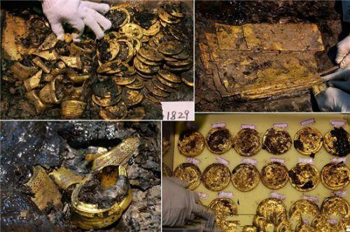 海昏侯墓文物。资料图