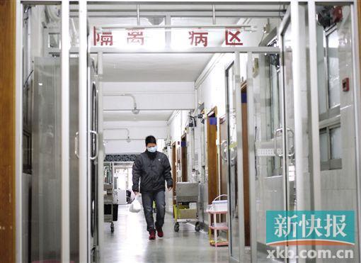 广东首例输入性寨卡病毒患者梁先生已收拾好东西出院。