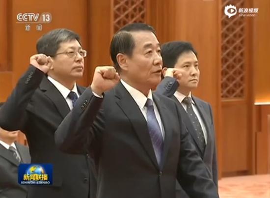 总后勤部原政委刘源任全国人大财经委副主任