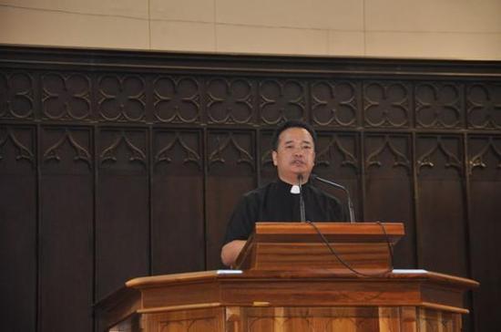 浙江基督教协会会长被罢免 此前遭逮捕