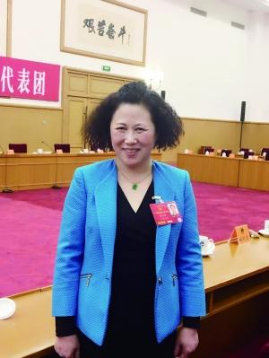 全国人大代表朱善萍