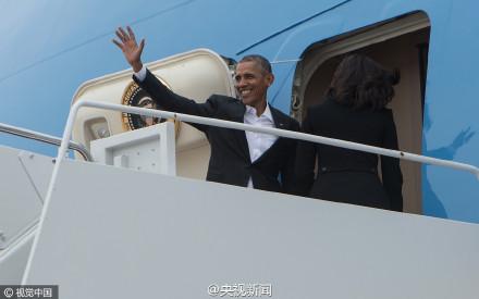 奥巴马正式访问古巴 将与劳尔-卡斯特罗会谈