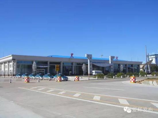 原黑河机场