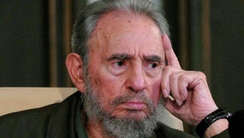 奥巴马在古巴三天,一直没见到菲德尔·卡斯特罗