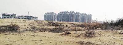 陕西省横山县最大保障性住房项目凤凰新城建在毛乌素沙漠,距离横山县城约40公里。记者实地探访发现,由于配套设施不完善,小区难觅人影