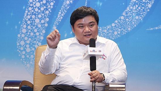 前baidu副总裁王湛。