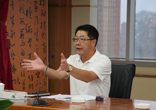 肇庆市委原常委、市当局原常务副市长刘惠祥