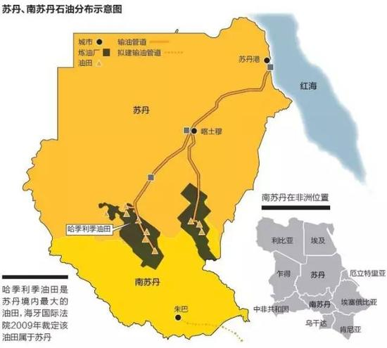 中石油进入苏丹,恰逢西方石油公司对苏丹石油投资望而却步之时。