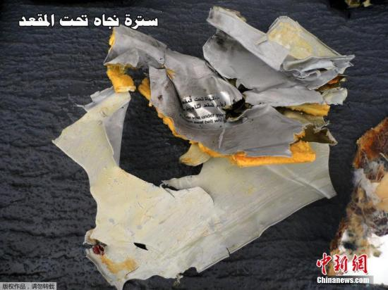 埃及派机器人潜艇搜寻埃航失事客机|埃航客机|飞机
