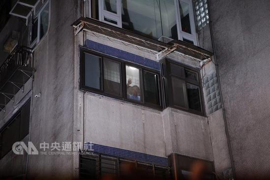 马英九搬回文山区兴隆路二段的老公寓