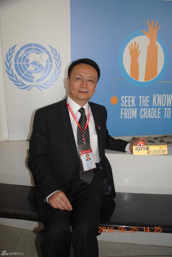 北京大学国际关系学院院长