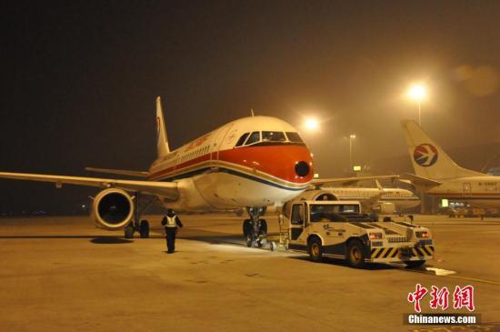 中国飞机事故率