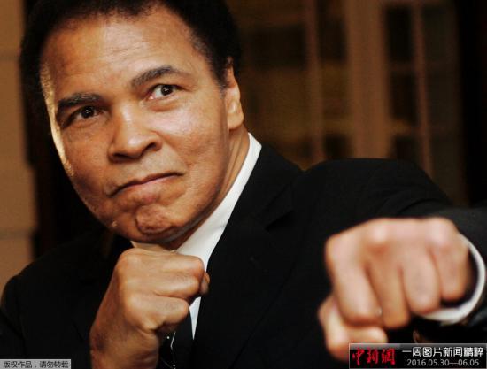6月4日消息,一代拳王阿里因病去世,享年74岁。