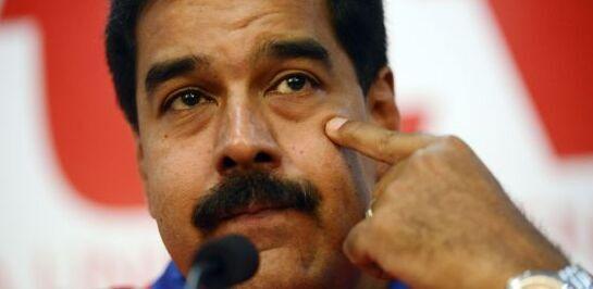 委内瑞拉总统马杜罗(材料图)