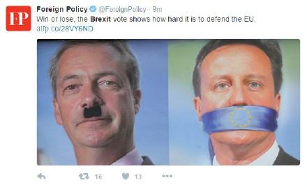 英国几可确定脱欧|英国|脱欧|欧洲