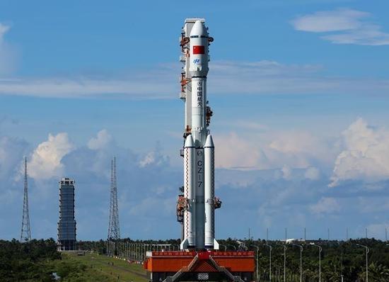 揭秘长征七号运载火箭:新结构 新设计