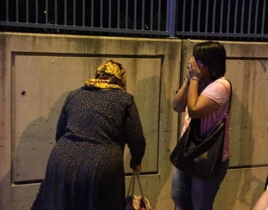 土耳其伊斯坦布尔机场遭恐袭现场