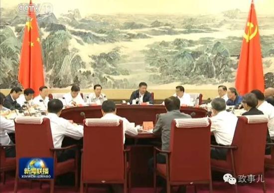 中共中央政治局6月28日下午就严肃党内政治生活、净化党内政治生态进行第三十三次集体学习。