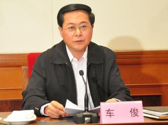车俊任中共浙江省委副书记