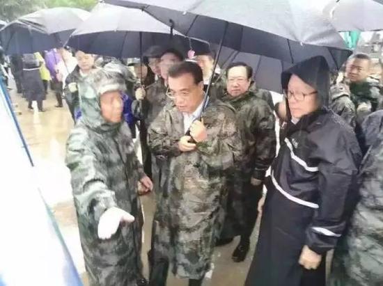 暴雨中的武汉是什么样子