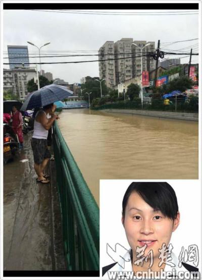 武汉一护士提早八个小时绕道步行上班