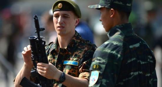 图片来源:俄罗斯卫星网。