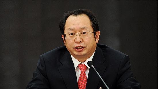 山西副省长王一新 图片来源:视觉中国