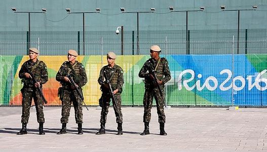 里约奥运安保