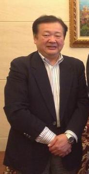 2012年,铃木到访北京时的照片