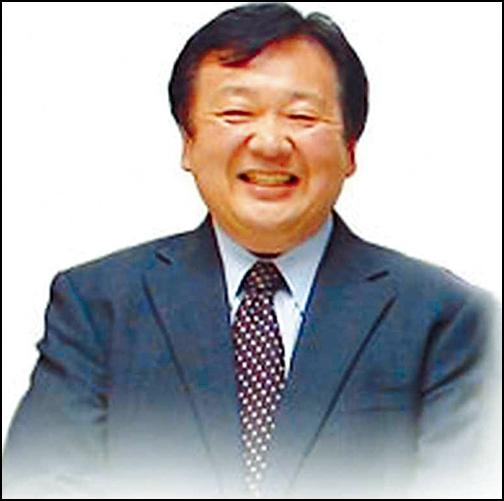 日中青年交流协会理事长铃木英司