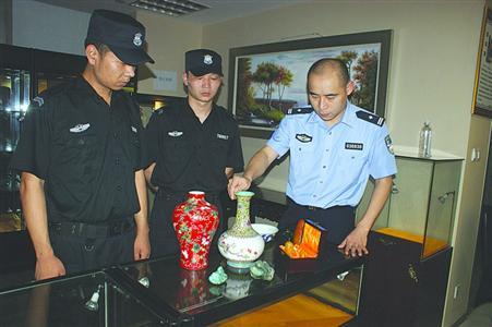 """警方侦破""""温港公司""""诈骗案 /警方供图"""