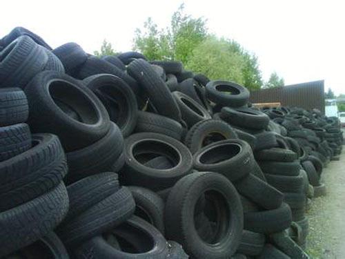 技术与法律保驾护航 助力废旧轮胎绿色转身 环