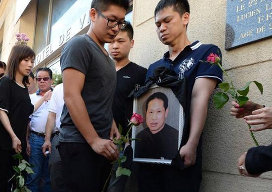 旅法温州华侨张朝林遭暴力抢劫死亡