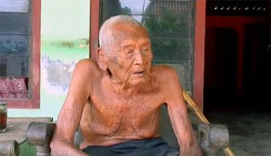 印度尼西亚白叟戈多(图像来历:英媒