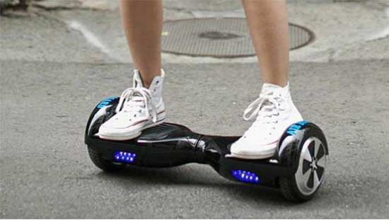 平衡滑板车
