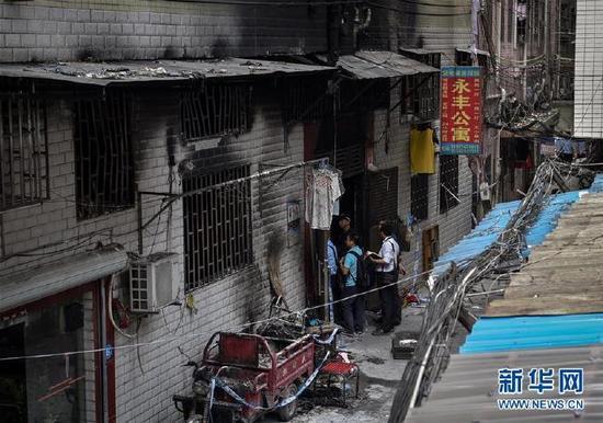 深圳消防供图