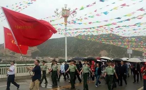 北京网络媒体红色故土甘肃行活动启动