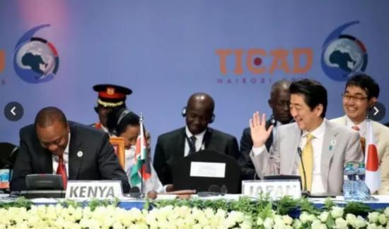 """日本自编自演""""闹剧""""在肯尼亚演砸了"""