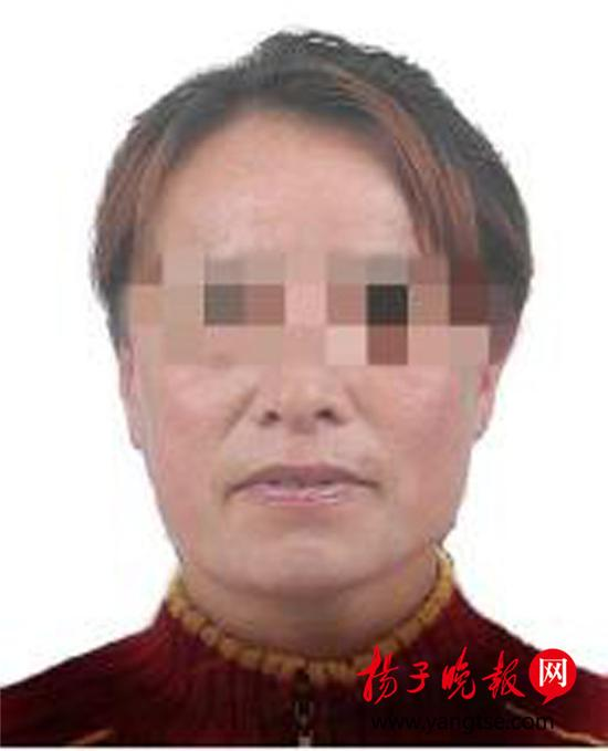 外逃的丈母娘杨娥(假名)