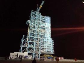 现场:天宫二号点火发射成功 开启新征程