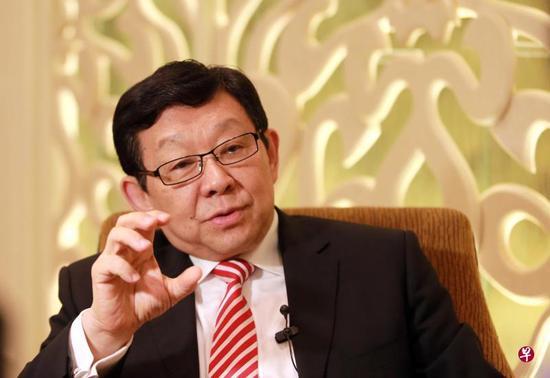 海协会会长陈德铭