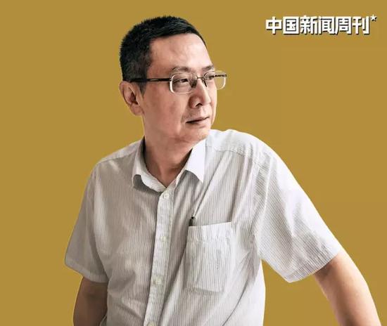 贾康。图|《国家新闻周刊》记者董洁旭