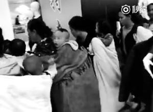 9名女小偷带孩子组团行窃 3分钟盗16件羽绒服