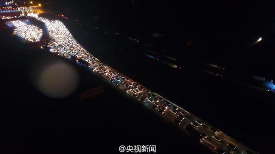 10月6号晚点的京港澳高速