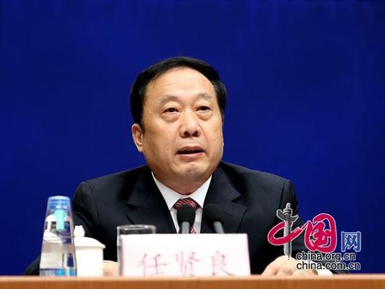 国家互联网信息办公室副主任任贤良。中国网 宗超 摄