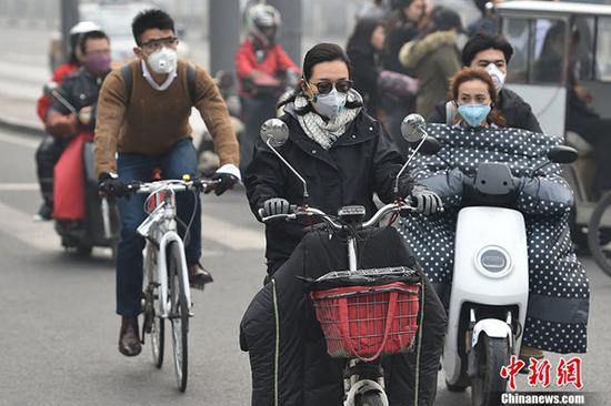 冷空气和降雨驱雾霾 北方降温可超【10℃】