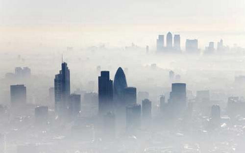 北方雾霾天PM2.5引关注 专家称三大误区要规避