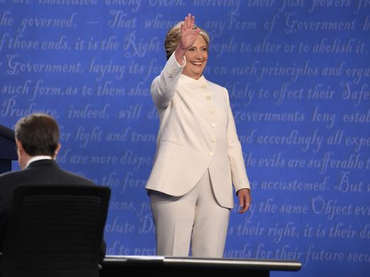希拉里与特朗普的对决,让美国社会精英与民粹的撕裂更加明显。