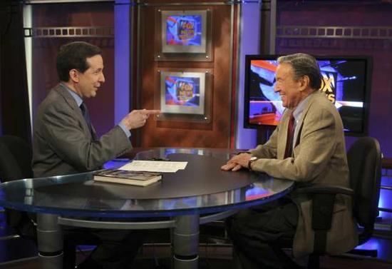 克里斯·华莱士采访父亲迈克·华莱士