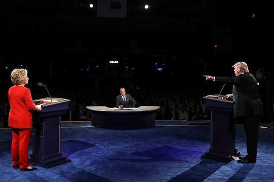 只是美国大选史上少有的一次混乱选举。